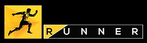 The hybrid Runner Logo