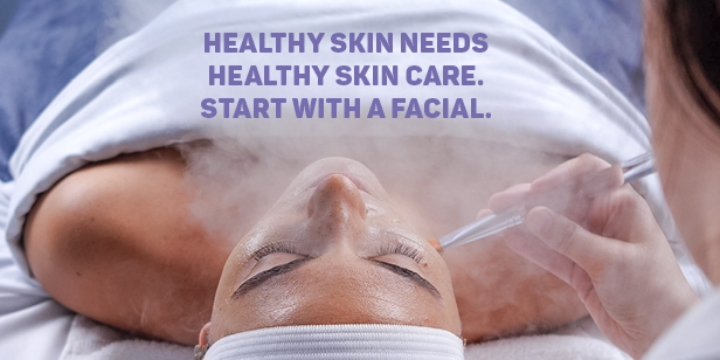 FREE 30min upgrade to a 60min facial session session. - Partner Offer Image