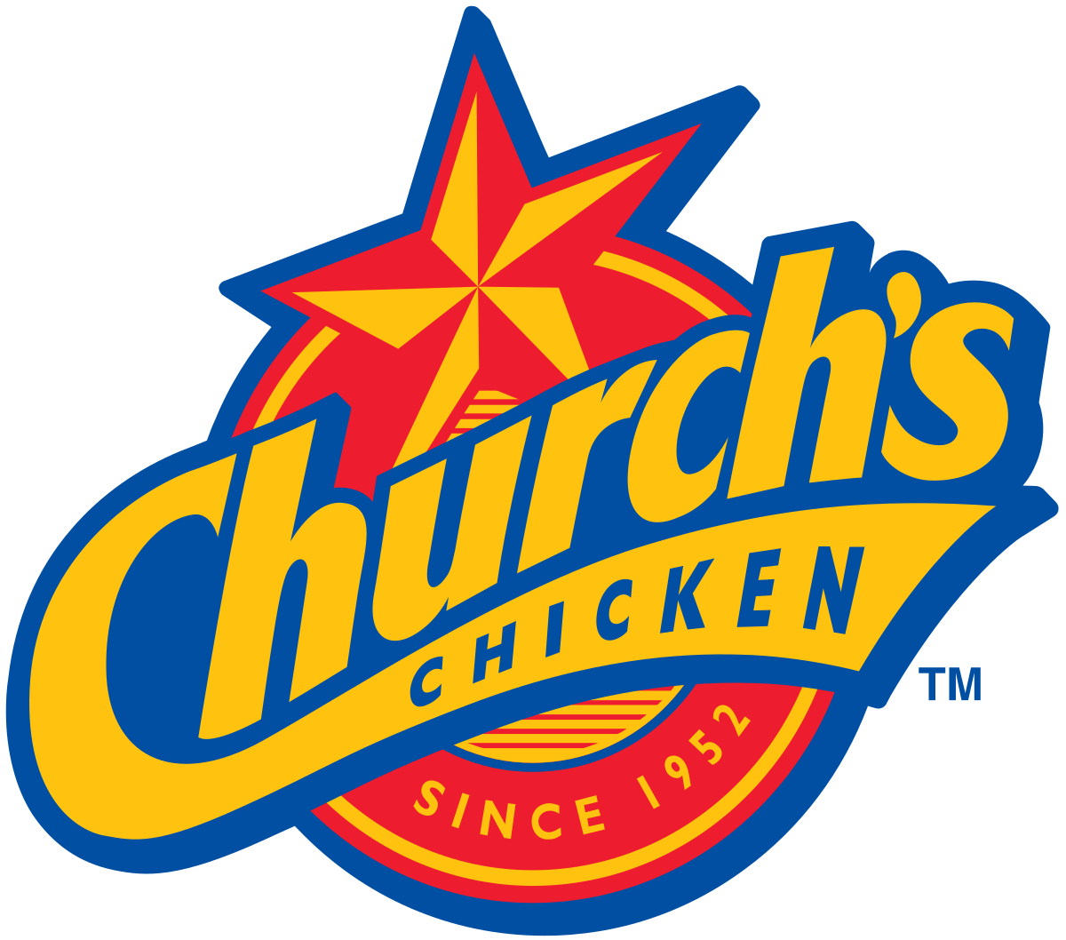 Church Chicken Mobile Logo
