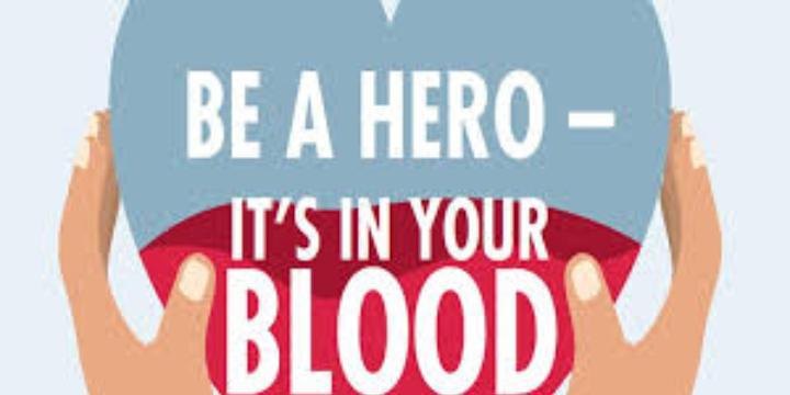 BLOOD DRIVE - Partner Offer Image
