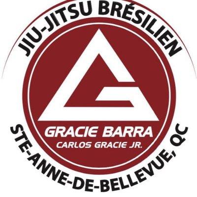 Gracie Barra Ste Anne de Belle Logo