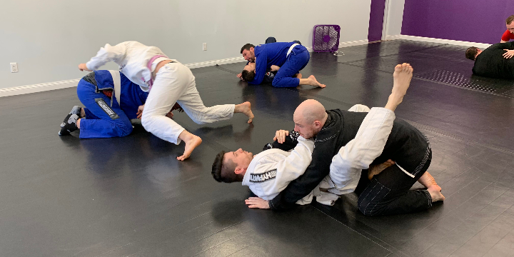 Exclusive - Free week of Jiu-Jitsu classes offer image
