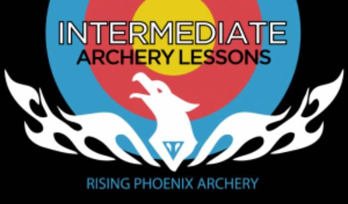 Intermediate Archery Lessons