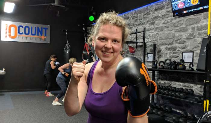 DDO member: Jen Auger article image