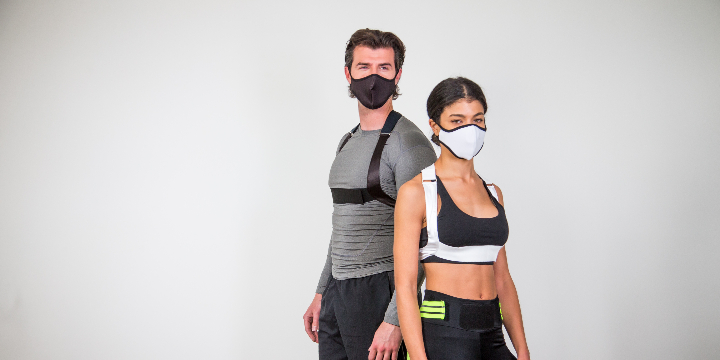 Get $30 Discount + 8% off & FREE Mask with every purchase of BAX-U Posture Corrector - Limited Time Only! offer image