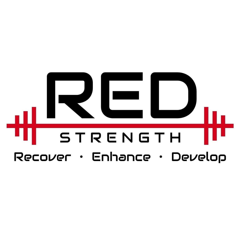 RED Strength Logo