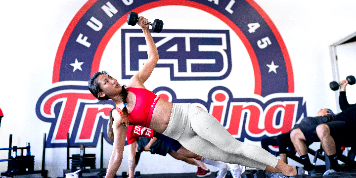 $30 for 3 Classes at F45 Training Fairfield USA (60% discount) offer image