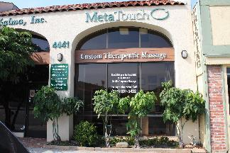 Meta Touch Therapeutic Massage and Wellness Center Logo