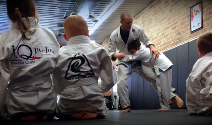 MARTIAL ARTS PROVIDES SPECIAL NEEDS KIDS WITH A STRUCTURE article image