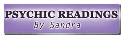 Psychic Readings By Sandra Logo
