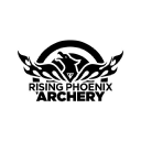 Rising Phoenix Archery Logo