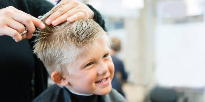 Special Promo: $15+Tax Only for Kids Haircut (Original Price $25+Tax) - Partner Offer Image