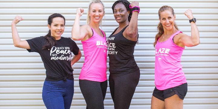 21-Day Fitness Jump Start at Blaze Fitness & Performance offer image