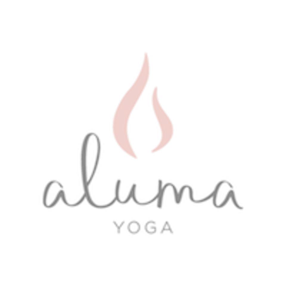 Aluma Yoga Logo