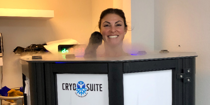 $30 for cryotherapy Session at CryoSuite (40% discount) - Partner Offer Image