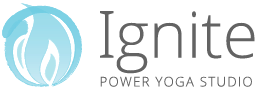 Ignite Power Yoga Studio Mobile Logo