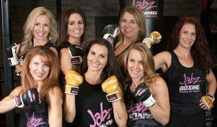 Jabz Boxing Fitness for Women - Gilbert About Us Image