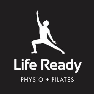 Life Ready Physio and Pilates Rockingham Logo