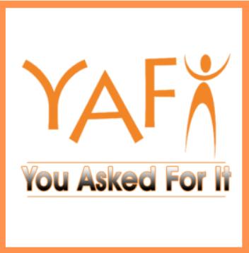 YouAskedForBusiness.com Logo