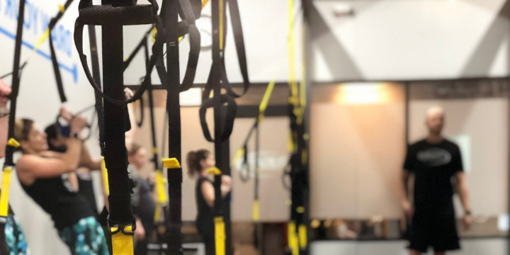 Black Friday 4 Weeks for $33 at Radius Fitness (78% discount) offer image