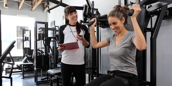 $50 OFF the first appointment (initial consultation with first workout!) offer image