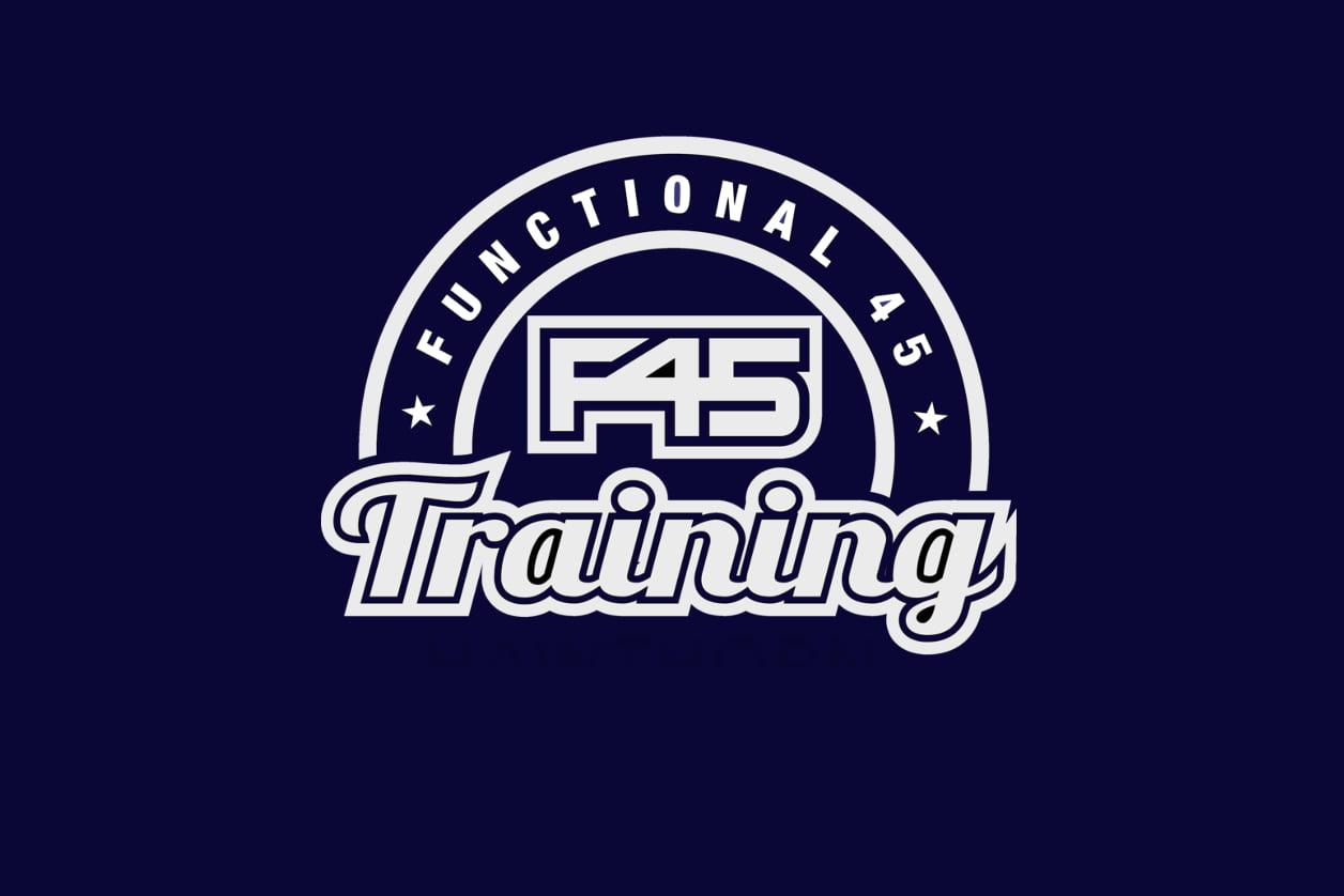 F45 Training St Kilda East / Balaclava Logo
