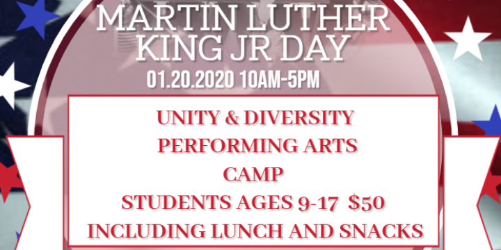 $25 for Purchase one day of MLK camp Bring a friend 50% off at The Origin Hip Hop Performing Arts Academy (50% discount) - Partner Offer Image
