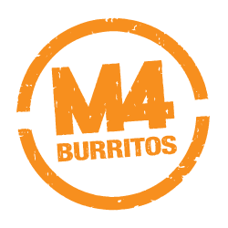 M4 Burritos Logo