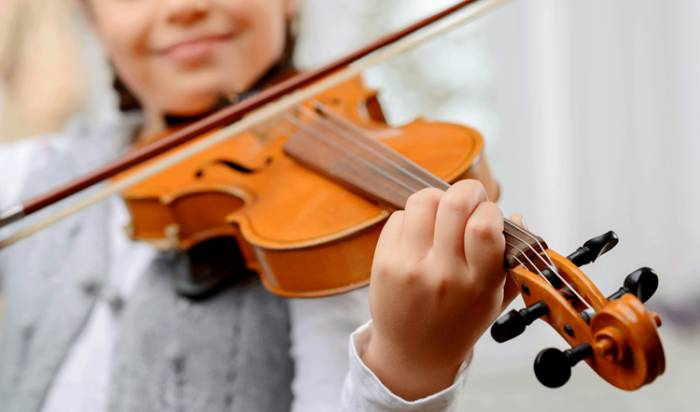 Violin lessons image