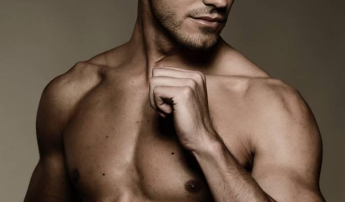 Laser hair removal for men image