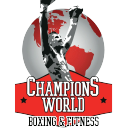 Champions World Boxing & Fitness Logo