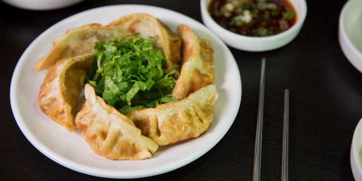 FREE Dumpling appetizer! (Colorado Blvd. only) - Partner Offer Image