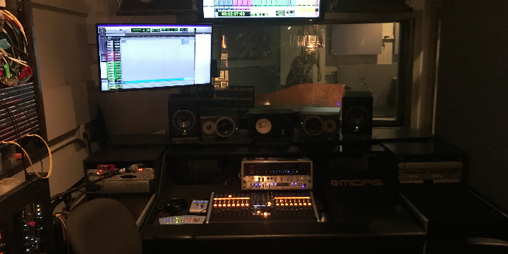 $50 off recording session for new customers - Partner Offer Image