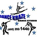 Dance Kraze Dance Studio Logo