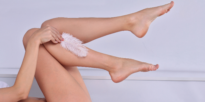 LIMITED - 60% OFF LASER HAIR REMOVAL offer image
