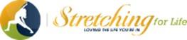 Stretching for Life Yoga Studio Logo