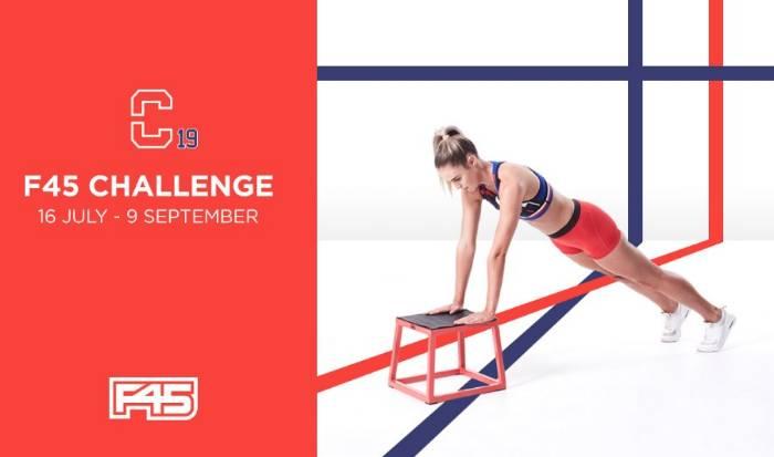 F45 8 WEEK CHALLENGE