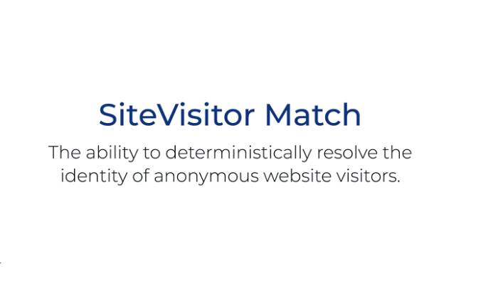 Site Visitor Match