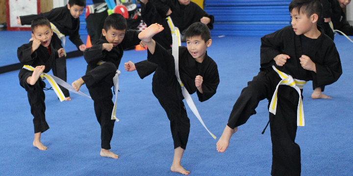 $60 for 1 Month Martial Arts Classes with Free Uniform  at Kuk Sool Won of Cinco Ranch Traditional Martial Arts (66% discount) - Partner Offer Image