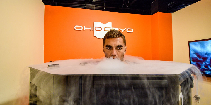 $20 Cryotherapy session! offer image