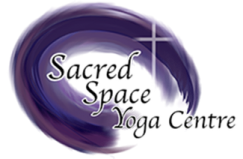 Sacred Space Yoga Centre Logo