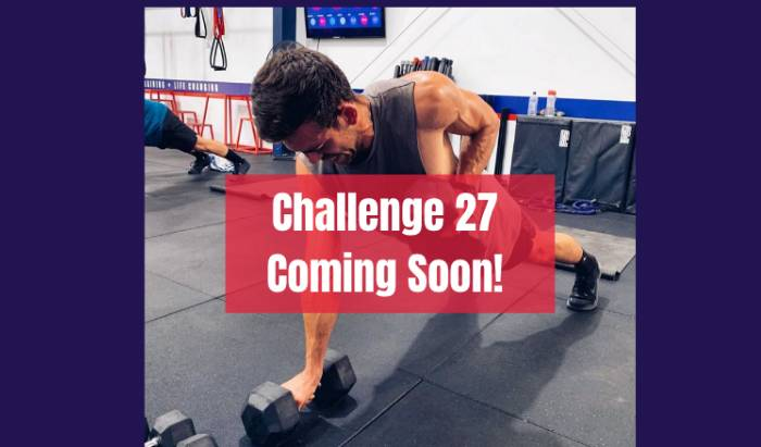 F45 Challenge 27 - Coming Soon image