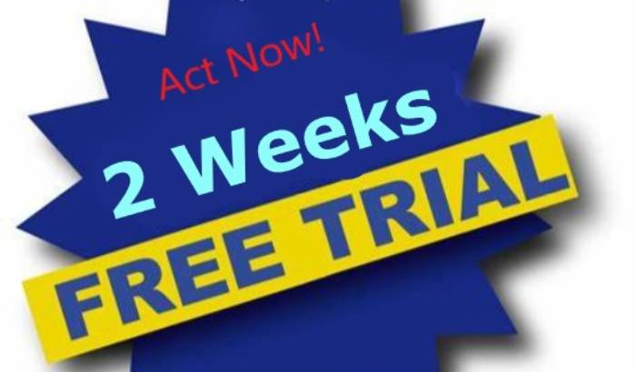 FREE 2 WEEK TRIAL image
