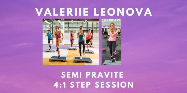 $15 for Intro Offer/ SEMI PRAVITE with  Valeriie Leonova at Alana Life & Fitness (86% discount) - Partner Offer Image