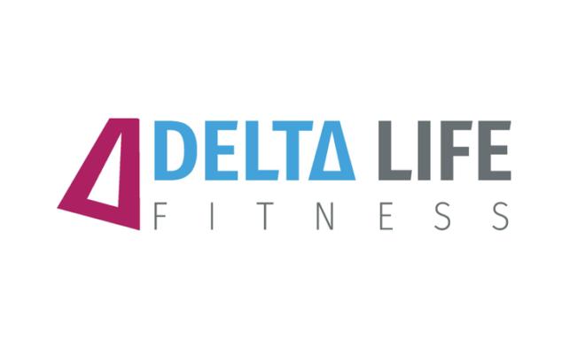 Delta Life Fitness Spring Logo