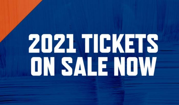 Mets Single Game Tickets image