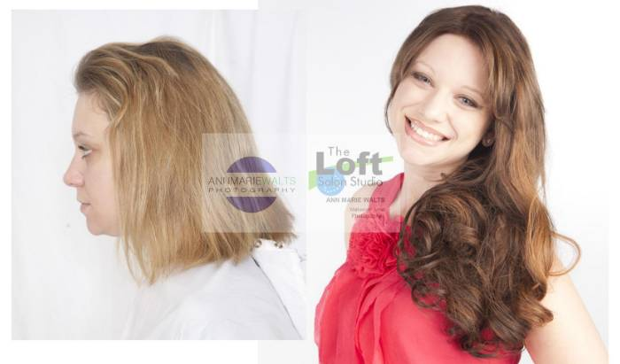 Hair Extensions - Price At Consultation Only image