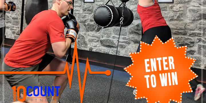 Win a 3 Month  🥊🎁 Membership this December! offer image