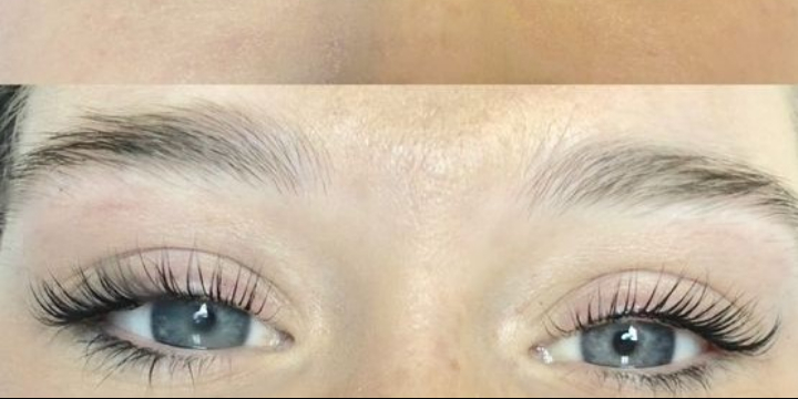 $99 for Lash Lift & Tint W/ FREE Touch up Tint 4 weeks later at Kate's Beauty Room and Lash Bar (34% discount) offer image