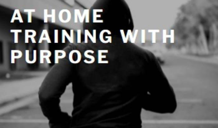 AT HOME TRAINING image